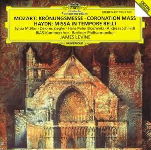 Mozart: Coronation Mass & Haydn: Paukenmesse