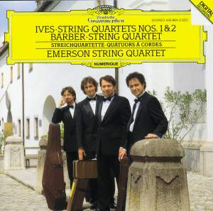 Barber & Ives: String Quartets Product Image
