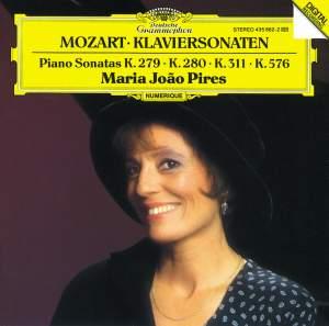 Mozart: Piano Sonatas Nos. 1, 2, 8 and 18