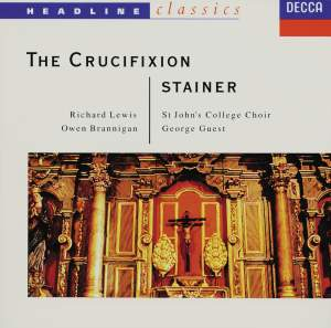 Stainer - The Crucifixion Product Image