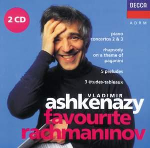 Favourite Rachmaninov