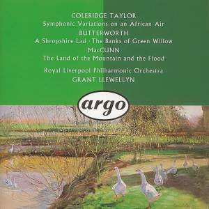 Butterworth & Coleridge-Taylor: Orchestral Works