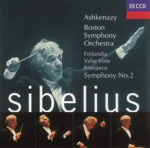 Sibelius: Symphony No. 2 & Tone Poems