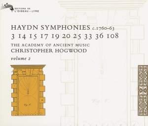Haydn: Symphonies Vol.2