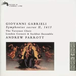 Gabrieli, G: Sacrae Symphoniae No. 2