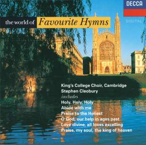 The World of Favourite Hymns Product Image
