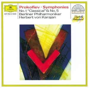 Prokofiev: Symphonies No. 1 & 5