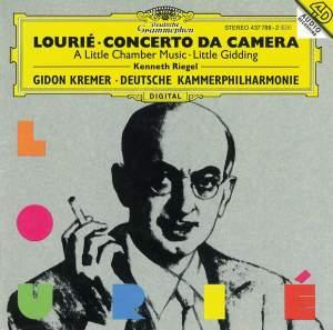Lourié: Concerto da Camera & other chamber works