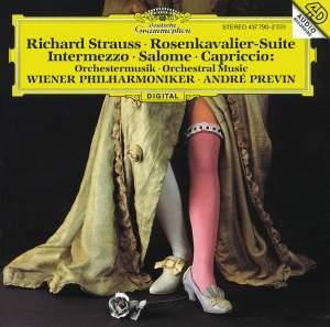 Strauss: Rosenkavalier Suite