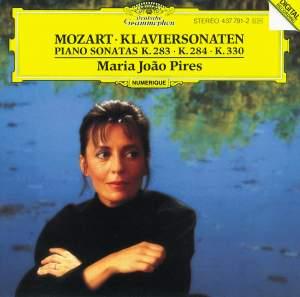 Mozart: Piano Sonatas Nos. 5, 6 and 10