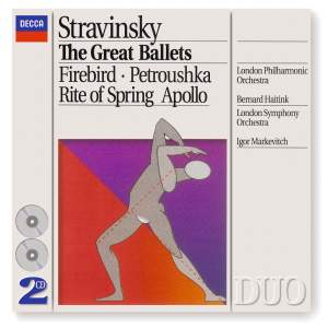 Stravinsky - The Great Ballets