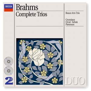 Brahms: The Complete Trios