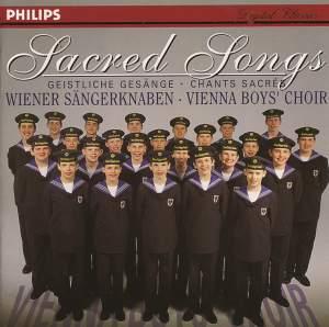 Sacred Songs from the Vienna Boys' Choir