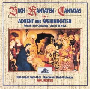 Bach Cantatas, Volume 1