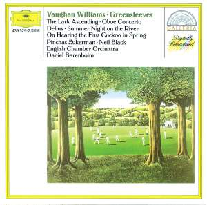 Vaughan Williams, Delius and Walton: Orchestral Works