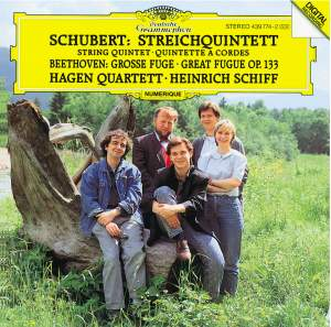 Schubert: String Quintet in C major, D956, etc.
