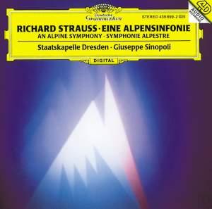 Strauss, R: Eine Alpensinfonie, Op. 64