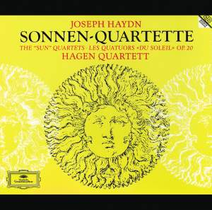 Haydn: String Quartets, Op. 20 Product Image