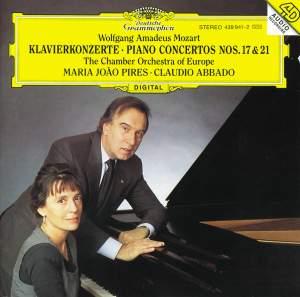 Mozart: Piano Concerto No. 17 in G major, K453, etc.