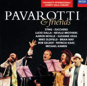 Pavarotti & Friends Product Image
