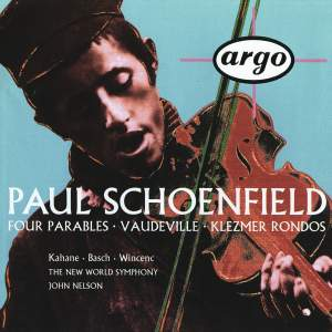 Paul Schoenfield: Orchestral Works
