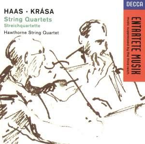 Haas & Krása: String Quartets