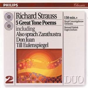 Richard Strauss: 5 Great Tone Poems