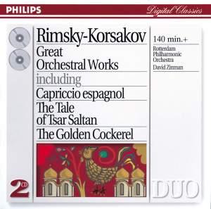 Rimsky Korsakov: Great Orchestral Works