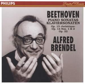 Beethoven - Piano Sonatas Nos. 8 - 11