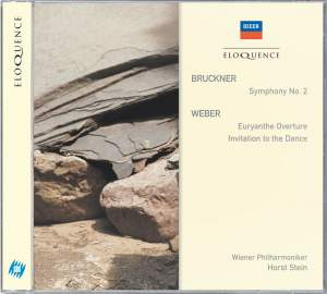 Bruckner: Symphony No. 2 in C minor, etc. Product Image