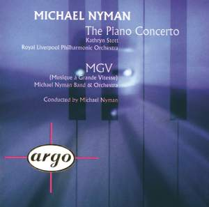 Michael Nyman: The Piano Concerto
