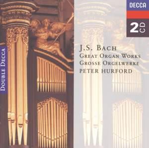 J S Bach - Great Organ Works