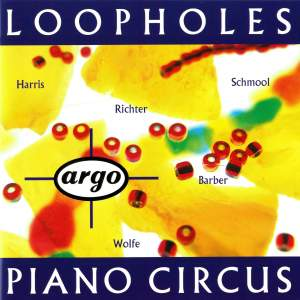 Piano Circus: Loopholes