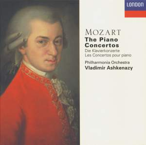 Mozart - The Piano Concertos