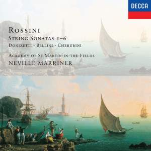 Rossini: String Sonatas