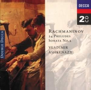 Rachmaninov: 24 Preludes