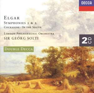 Elgar: Symphony No. 1 in A flat major, Op. 55, etc. Product Image