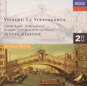 Vivaldi: Concerto in G major, RV383a from 'La Stravaganza', etc.