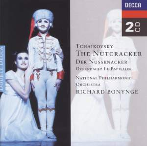 Tchaikovsky: The Nutcracker & Offenbach: Le Papillon