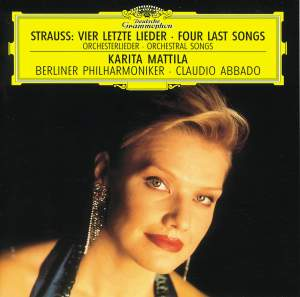 Strauss: Orchestral Songs & Four Last Songs