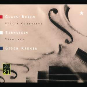 Glass, P: Violin Concerto, etc.
