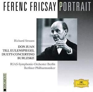 Strauss: Don Juan, Till Eulenspiegel and other works