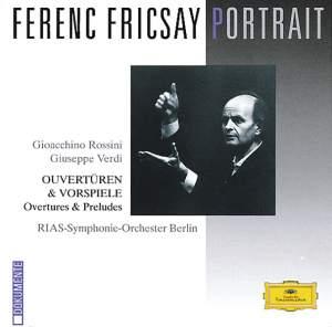 Rossini & Verdi: Overtures & Preludes
