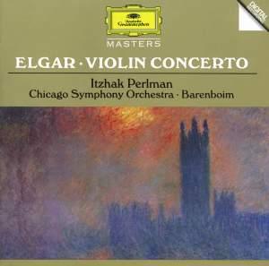 Elgar: Violin Concerto & Chausson: Poème