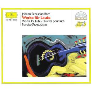 JS Bach: Works for Lute