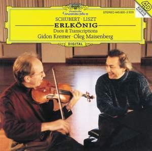 Schubert/Liszt: Erlkönig