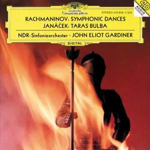Rachmaninov: Symphonic Dances & Janácek: Taras Bulba