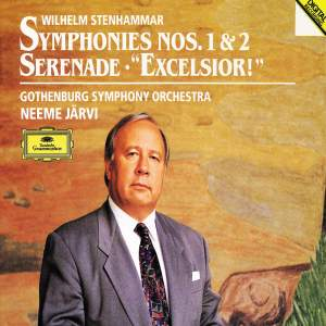 Stenhammar: Symphonies Nos. 1 & 2