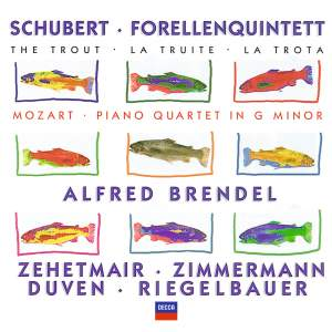 Schubert: Piano Quintet in A major, D667 'The Trout'