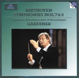 Beethoven: Symphony No. 7 in A major, Op. 92, etc. Product Image
